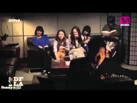 fx Amber Liu and Krystal Jung English compilation