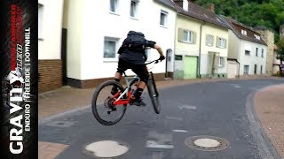 MTB Tour in Diez | BunnyHop to Whip & TableTop Challenge | Community Talk | Leo Kast UMLK #37