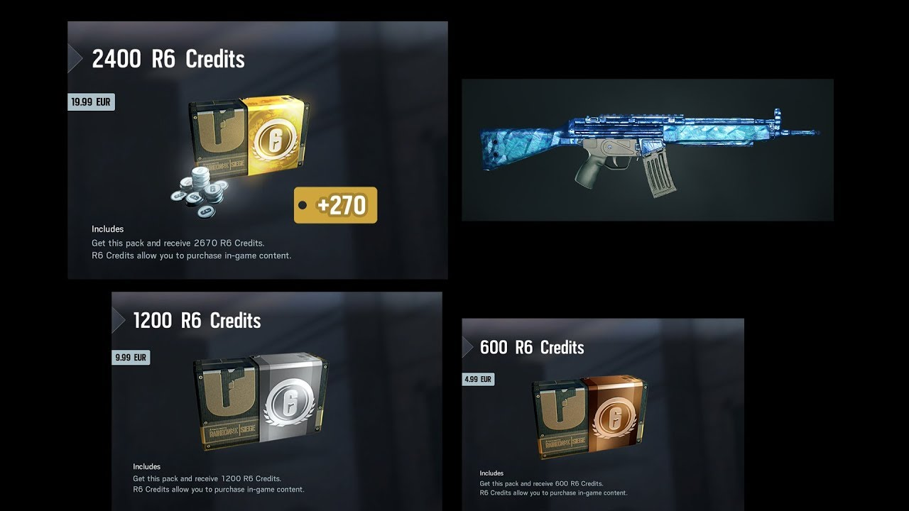 free r6 credits without human verification