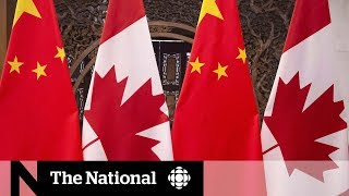 Ottawa pushes China over release of 2 detained Canadians