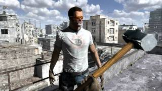 Serious Sam 3: BFE - Прохождение pt1
