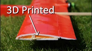 3D Printed Wing Ribs