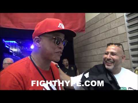 VIRGIL HUNTER REVEALS WHAT HE TOLD JOHN DAVID JACKSON IMMEDIATELY AFTER WARD STOPPED KOVALEV