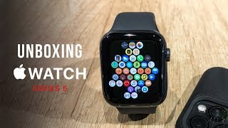 Apple Watch Series 5, Unboxing în română