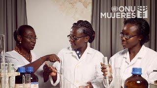 ¿Por qué apoyar a mujeres y niñas en ciencia y tecnología?