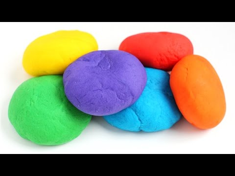 How To Make Playdough - Quick Play Doh Recipe