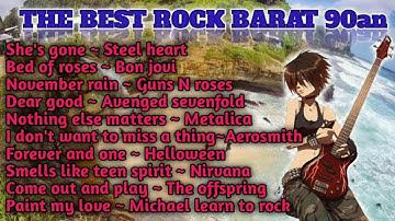 The best rock barat th 90an //Mp3 // TANPA IKLAN