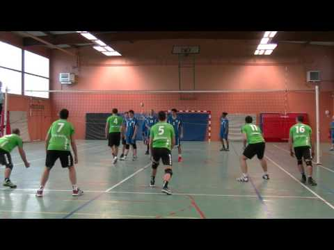 Equipe Masculine Volleyball : Longjumeau vs Draveil 2