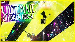 POTAŃCÓWKA - NAJWIĘKSZY MELANŻ W HISTORII ZWIERZĄT | Ultimate Chicken Horse [#85] | BLADII