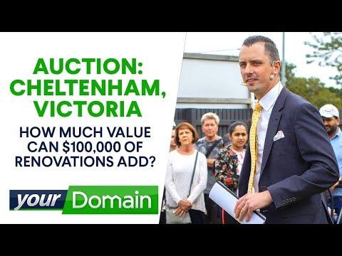 Cheltenham Auction Bolstered By Tasteful Renovation | Your Domain