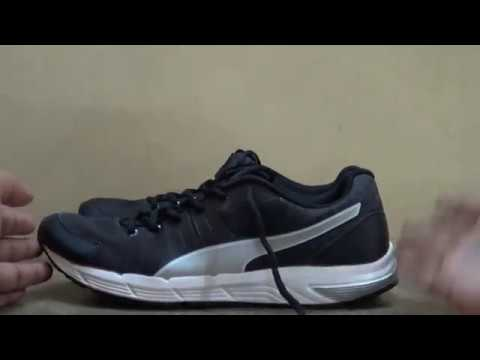 Puma running shoe review and wearing experience