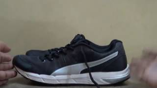 Catastrófico cerebro ganancia  Puma running shoe review and wearing experience - YouTube