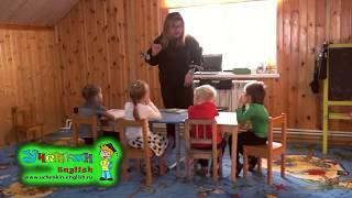 Урок английского в Учёнкин