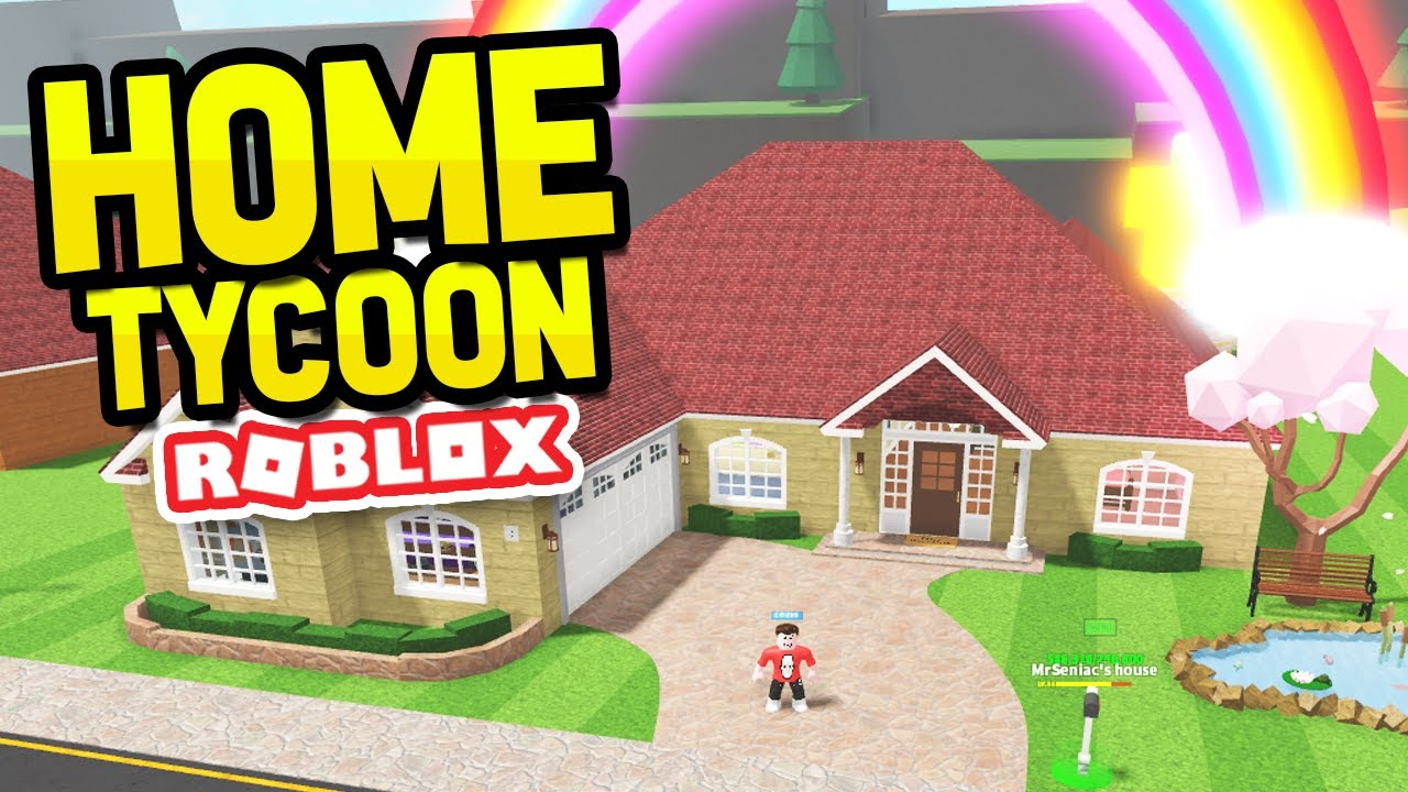 ROBLOX HOME TYCOON YouTube