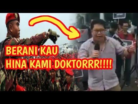 BAKALAN BERABE!!! ~ BERANI UBAH LIRIK MARS ABRI/TNI SEORANG DOSEN BERGELAR DOKTOR DIPERBINCANGKAN