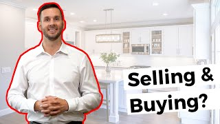Home Sale Tips: Buying & Selling at the Same Time #movemetotx