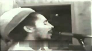 Bob Marley Rehearsal 1980