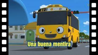Una buena mentira l Teatro de Tayo #51 l Tayo el pequeño Autobús