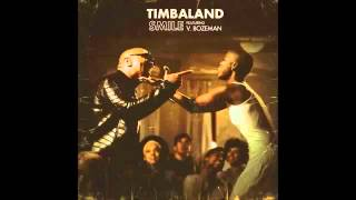 Timbaland - Smile (Audio) Feat. V Bozeman