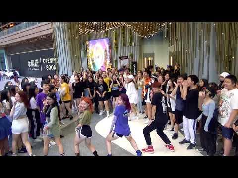 BLACKPINK K-Pop  Random Dance In Chengdu 8.8.2019