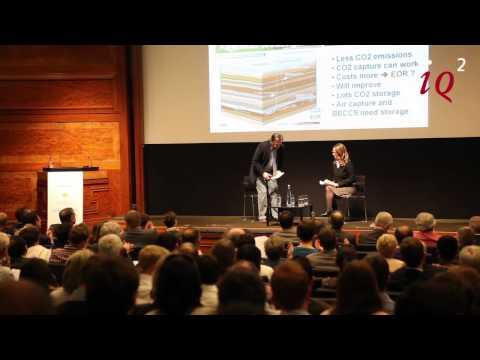 Professor Stuart Haszeldine - How green can black be? IQ2 talks
