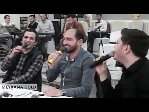 HARDADI YARIM (Resad Dagli, Vuqar Bilecerili, Orxan Lokbatanli, Perviz Sabirabadli) Meyxana 2016