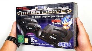 Unboxing Sega Mega Drive MINI