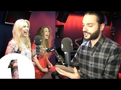 Ben Cook quizzes Hazel & Carrie