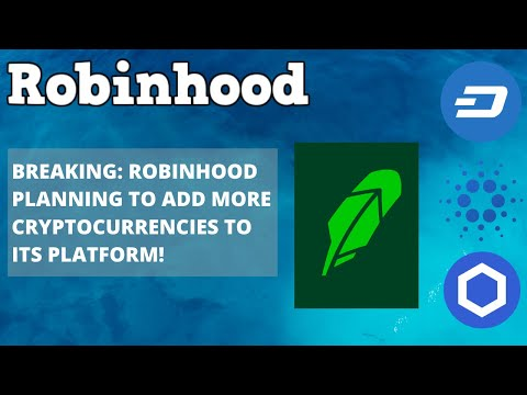 Robinhood is creating its own Crypto Wallet for Retail Investors! #Robinhood