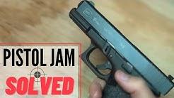 How To Fix Pistol Jams (Semi Auto)