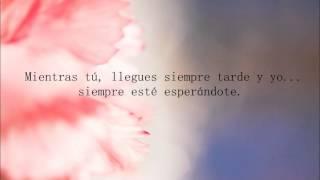 Carlos Sadness_Iván Ferreiro - Siempre Esperándote