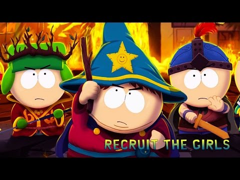 South Park™: The Stick of Truth™ Walkthrough - Recruit the Girls