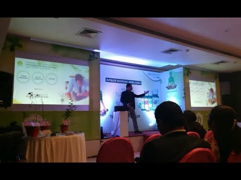 Nutrilite Traditional Herbs Launch Full Training in Hindi