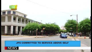 JPs Committed To Service Above Self