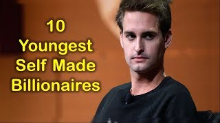10 Richest Young Self Made Billionaires In The World - AllTimeTop