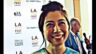 """""""Interview with Ayako Fujitani at the @LAFilmFest World Premiere of..."""