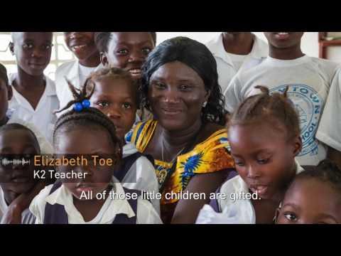 Liberia post ebola: Rebuilding through education