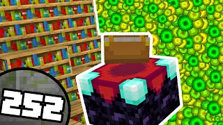 Enchanting rendszer!! - Minecraft - Letsplay #252