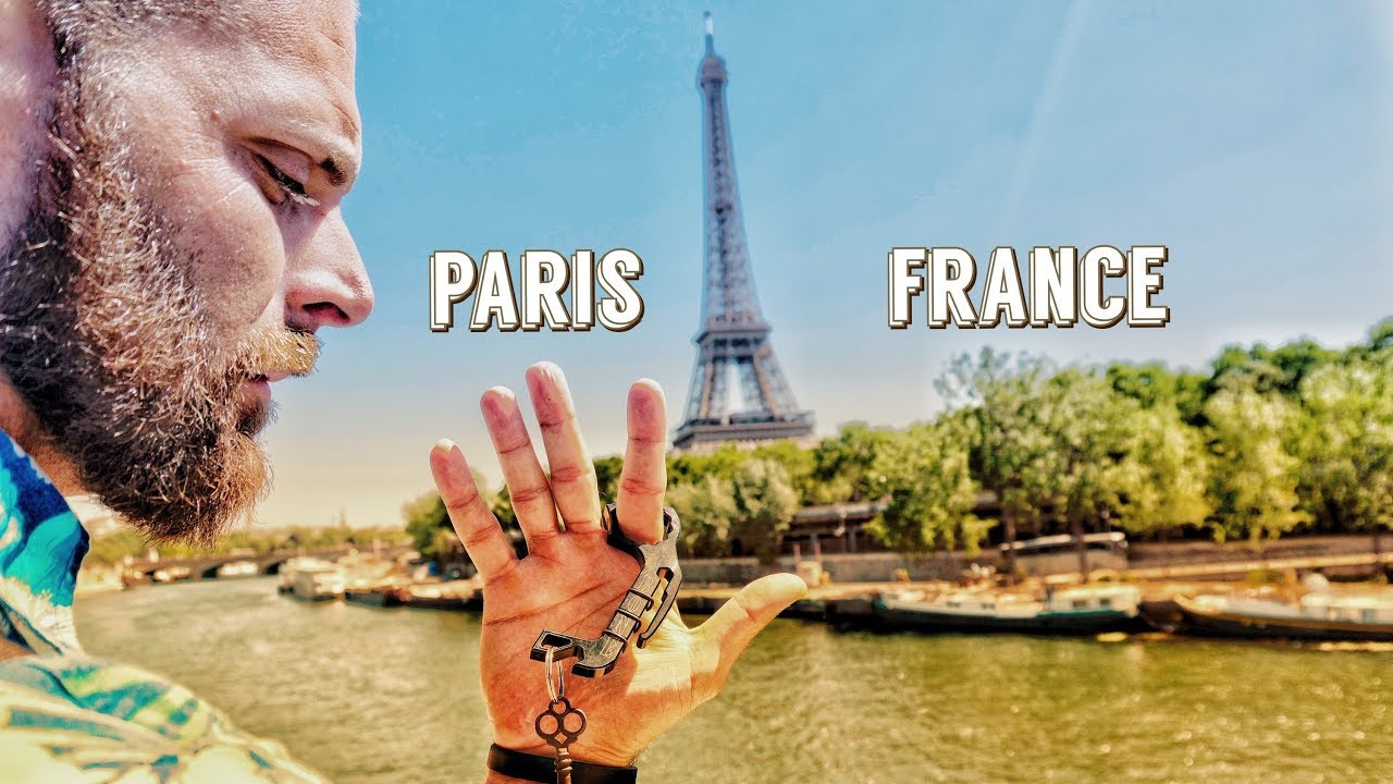 Download State Of Affairs In Paris, France w/ Mr. Bone