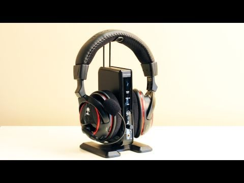 ddc86a38788 Turtle Beach Ear Force PX5 Unboxing & Overview - YouTube