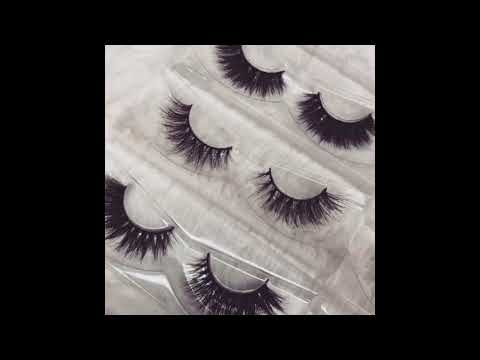Luxury Gold Collection ShannayaBeauty - 3D Luxury Mink Lashes