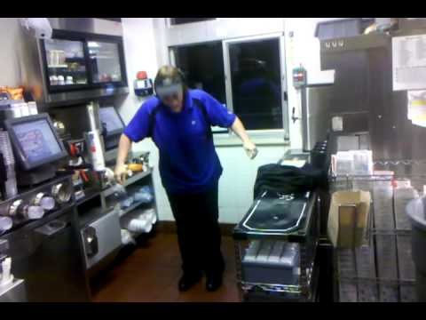 McDonalds cleaning 2