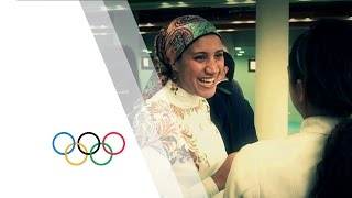 Sport Can Help In Changing Lives - Aya Medany | International Day of Sport for Development and Peace