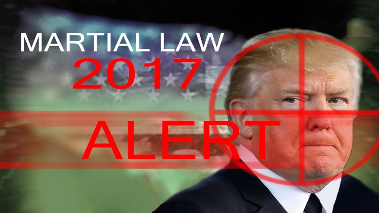 Martial Law in America 2017 - The Plan to ASSASSINATE PRESIDENT TRUMP and the DEEP STATE COUP!