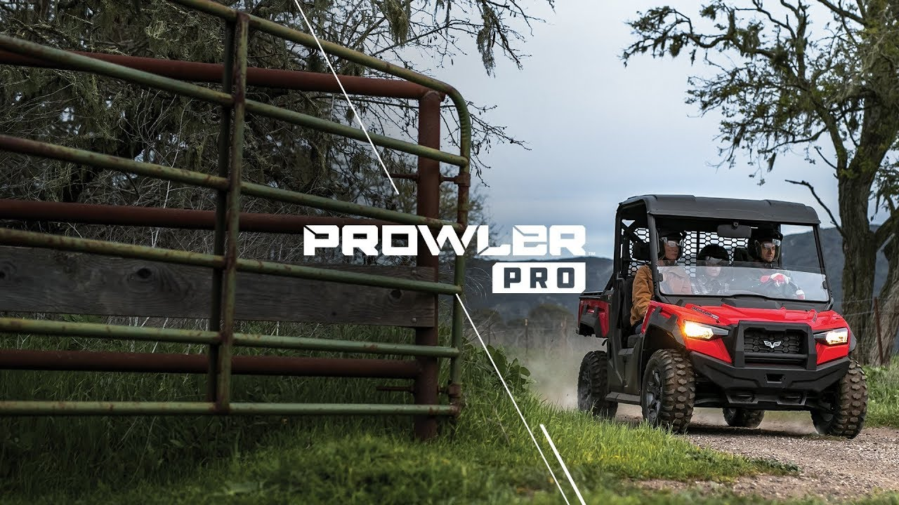 Textron Off Road | Prowler Pro