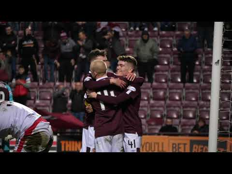 Hearts V Airdrie | From The Sideline