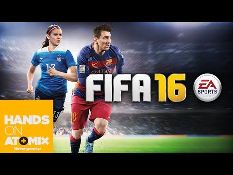 #AtomixStream – FIFA 16