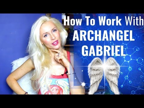 How To WORK With ARCHANGEL GABRIEL/My Story