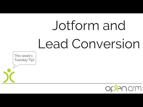 Jotform and Lead Conversion