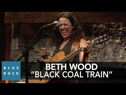 "Beth Wood ""Black Coal Train"" 